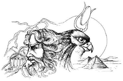 artwork by Clayton Preston for PanGaia
