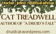 Cat Treadwll -- Author of