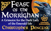 Feast of the Morrighan by Christopher Penczak.