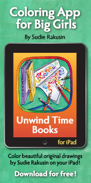Unwind Time Books App for iPad