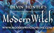 Devin Hunter's Modern Witch.
