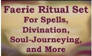 Faerie Ritual Set.