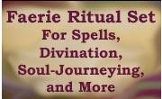 Faerie Ritual Set.