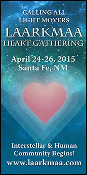 Larkmaa Heart Gathering.