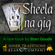 Sheela na gig a book by Starr Goode.