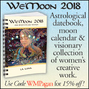 WeMoon Calendar for 2018