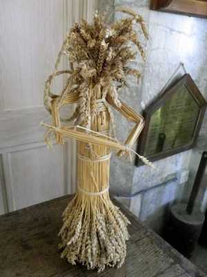 Corn Dollies: A Harvest Tradition