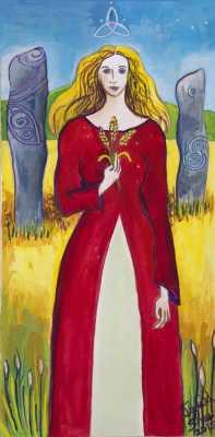 Grainne, Sun Goddess/Winter Queen