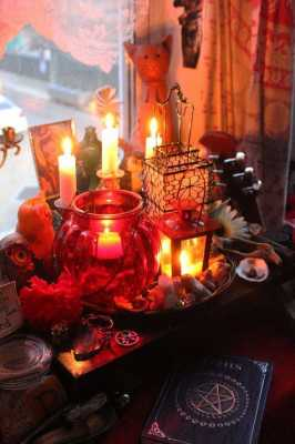 Your Personal Samhain Altar