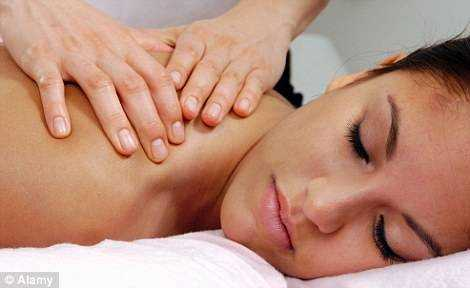 Mindfulness Massage: Healing Relaxation Rub