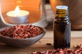 My Sun and Stars: Sacred Sandalwood Oil