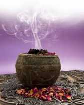 Meditation Station: Incense Ritual for Calm