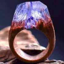 Rings of Rejuvenation: Crystal Power Secrets