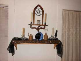 New Year, New Altar
