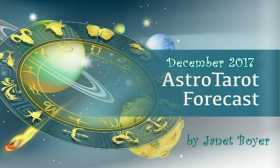 AstroTarot Forecast for December 2017