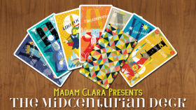 The MidCenturian Tarot Deck