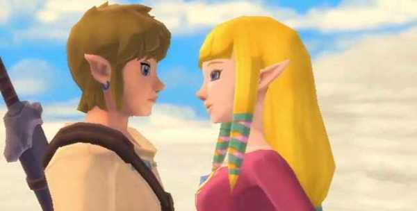 Skyward Sword and Sacred Marriage