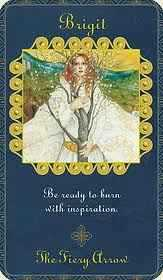 Weekly Goddess Inspiration: Brigit