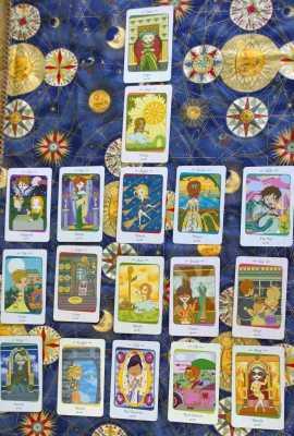 Creating a Tarot Spell