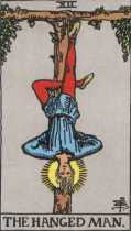 Changing Perspectives with the Hanged Man