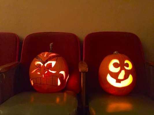 Ecstatic Pumpkins