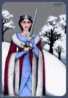 Healing the Wounds of the Queen's Sword