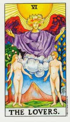 Questioning Love: Finding Love Through The Lovers Card