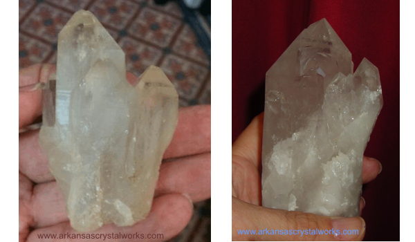CATHEDRAL or LIGHTBRARY CRYSTAL - Raise your vibration or access Akashic Records