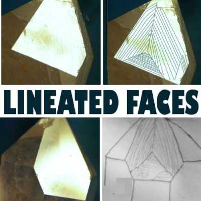 LINEATED FACES - To Reach Deeper Levels in Meditation