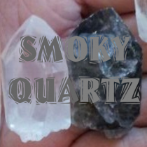 SMOKY QUARTZ - For Grounding and Mood Elevating