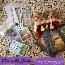 Tarot and Lenormand Decks