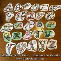 Alphabet Oracle Deck