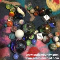 Divination Using Marbles