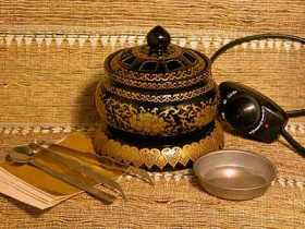 Heating Incense