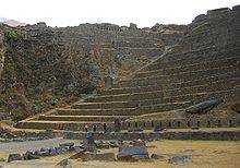 Peru, Ancient Ceremonial sites of Ollyantaytambo