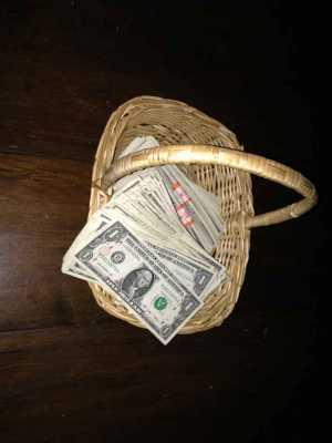 Pagan savings challenge, week forty-one:  sacrifice