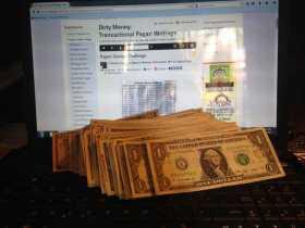 Pagan savings challenge, week nineteen:  flow