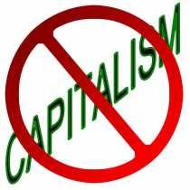 Denouncing capitalism
