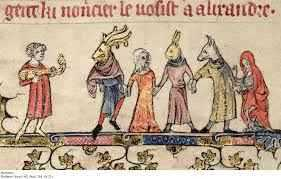 A 14th Century French Witches' Dance
