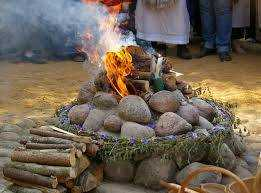 How Do You Extinguish a Sacred Fire?