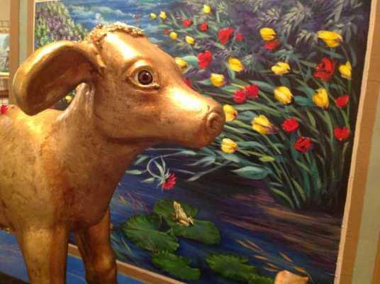 The Golden Calf: A Rite of Private Devotion