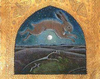 Rethinking the Ostara Hare