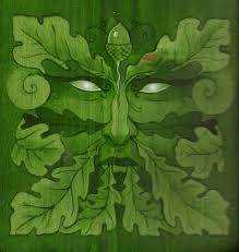 The Dance of the Green Men