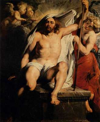 Jesus with a Boner