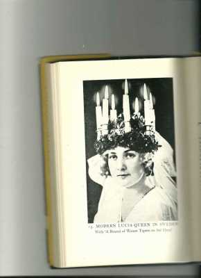 Crown of Lights: or, How the Witches' Goddess Got Her Candles