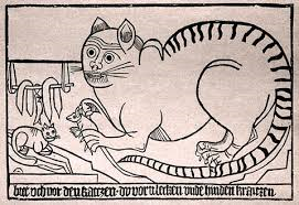 Why Witches Keep Cats: A Folktale of the Latter-Day Dobunni