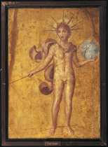 Do Gods Have Halos?