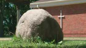 Church Decides to Return Sacred Boulder to Lakota