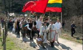 Procession of the Equinoxes, or: Some of Our Best Rituals Are Processions