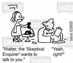 The Limits of Skepticism